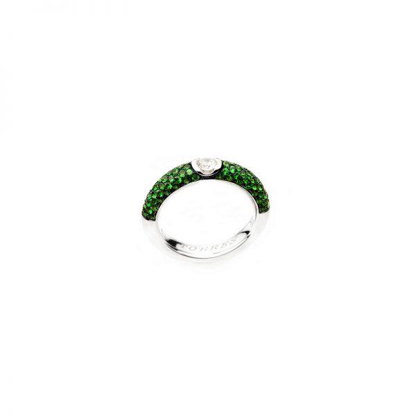 Torres Joalheiros | Forever Green | Ring Ref. RVAN2357E