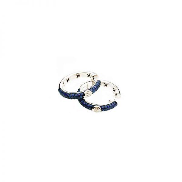 Torres Joalheiros   Forever Blue   Earrings Ref. RVBI2366D