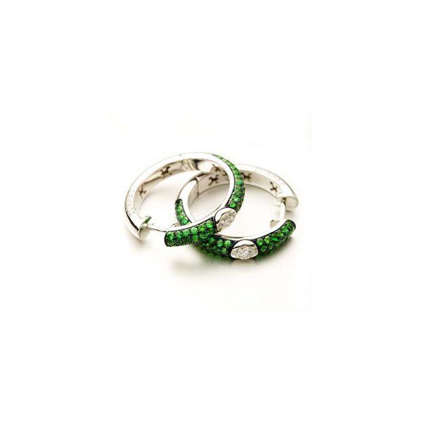 Torres Joalheiros | Forever Green | Earrings Ref. RVBI2366E