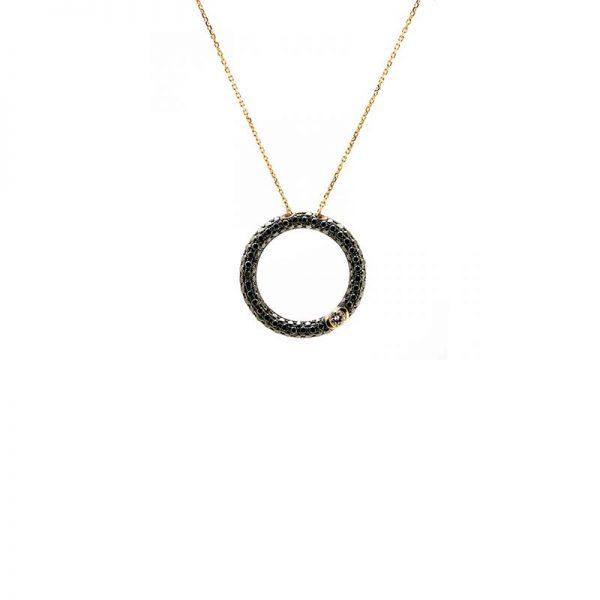 Torres Joalheiros | Forever Black | Necklace Ref. RVCO2368A
